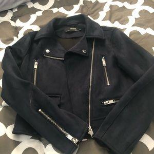 Zara Suede like jacket